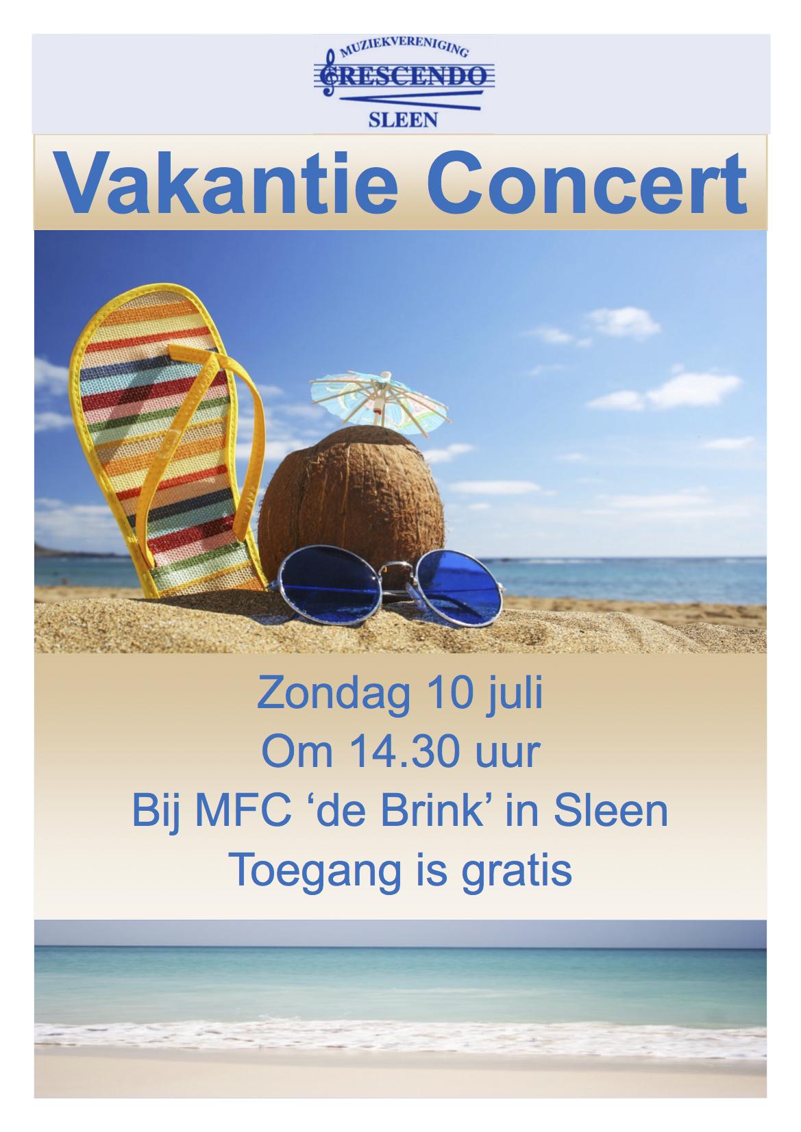 Vakantie Concert PDF 3