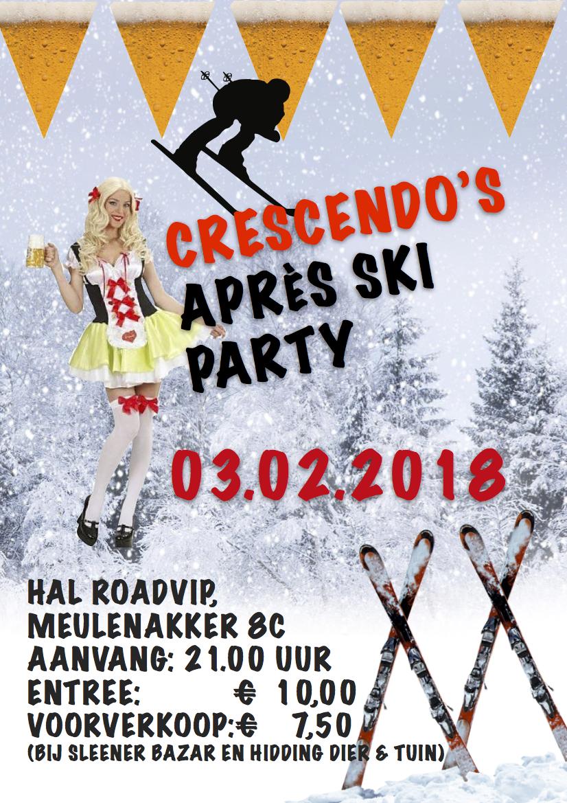poster apres ski