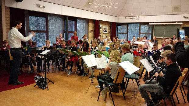 Orkest in de klas 2018 concert