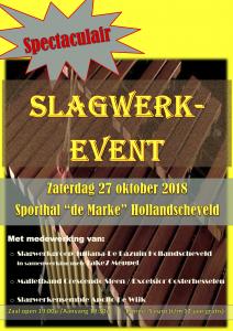 Slagwerk event 2018