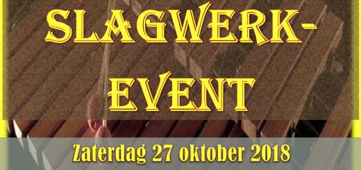 Slagwerk event 2018